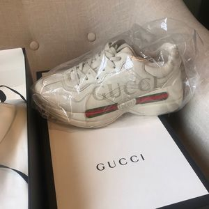 Women's Size 6 Gucci Tennis